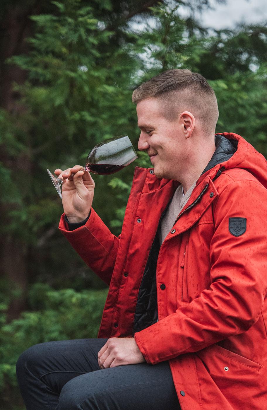 Kiss Attila, borász